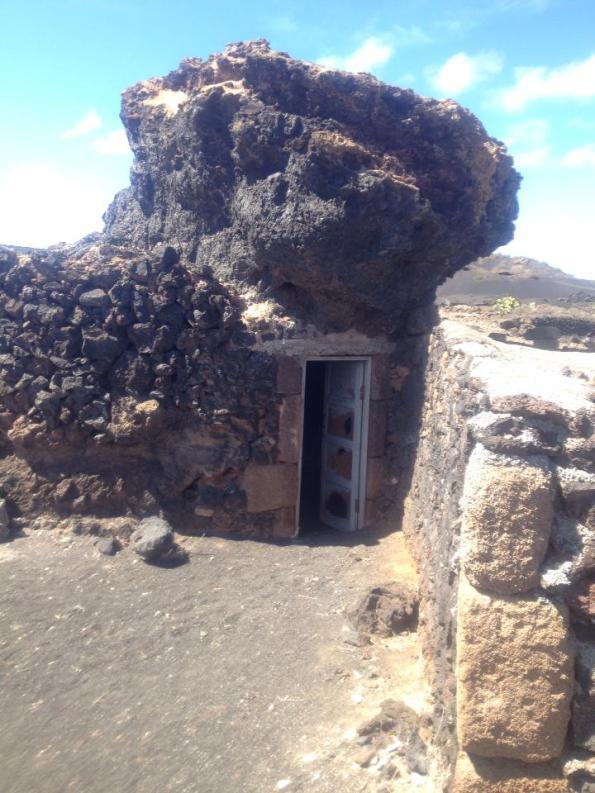 casa nella roccia